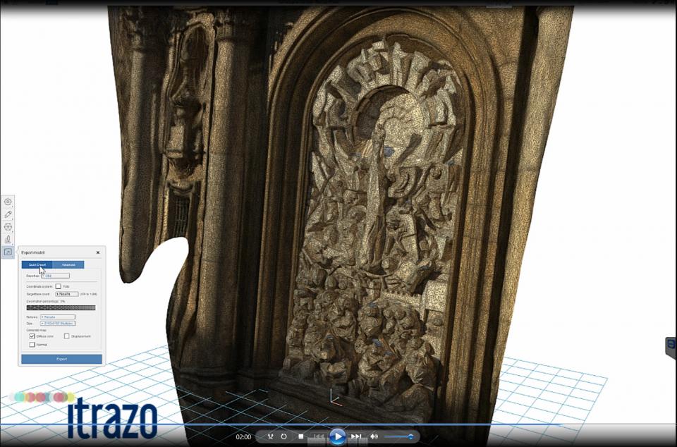 Vídeo del mes: Obtención del modelado de un objeto a partir de imágenes con ReCap PRO Photo de Autodesk en el menú Recursos / Vídeo del mes<br />http://itrazo.com/recursos/vídeo-del-mes.html