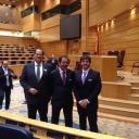 Itrazo con AGEx en el Senado