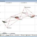 Cálculo y ajuste para obtener el resultado más óptimo. Consúltalo en:<br />http://www.itrazo.com/itinerario/i-representando-la-realidad/5-el-apoyo-de-la-geomática/item/529-i-i-0500-008000-01-p.html